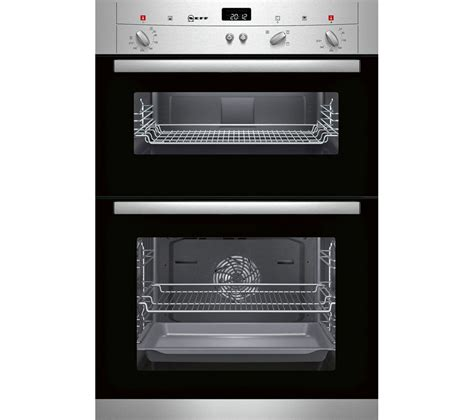 neff cooktop buy neff u12s32n3gb electric oven stainless steel