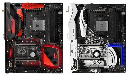 Asrock X370 Taichi Amd Am4 am4 motherboards at ces msi asrock etc motherboards level1techs forums