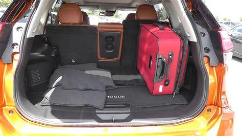 piece luggage test  nissan rogue sl youtube