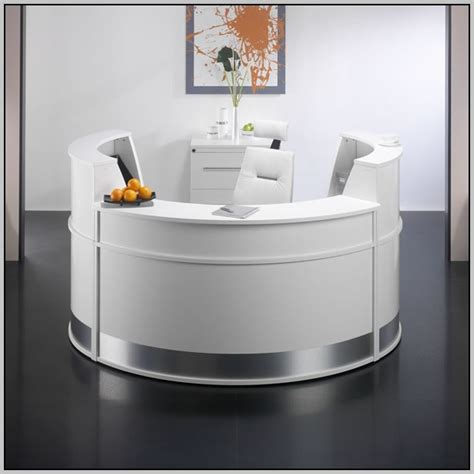 white curved reception desk curved reception desks uk desk home design ideas