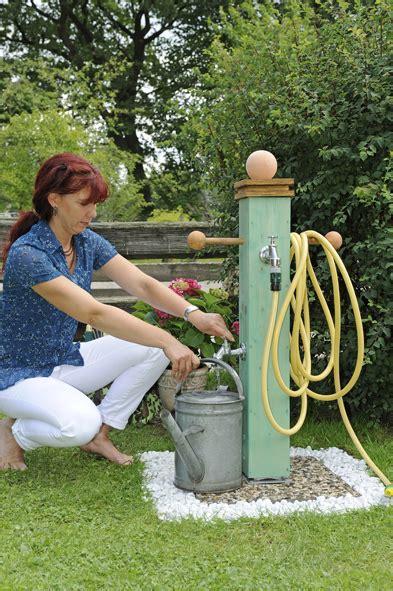 Zapfstelle Garten Selber Bauen by Gartenbew 228 Sserung Wasser Marsch