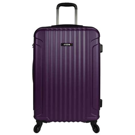 u s traveler akron 25 in hardside spinner luggage