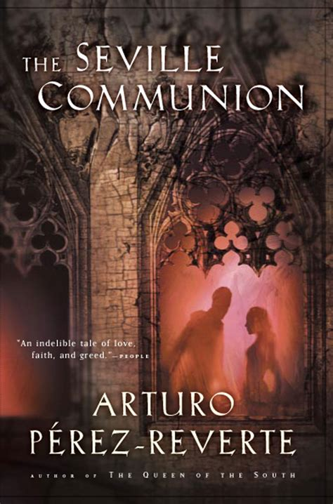libro the seville communion la piel del tambor the seville communion web oficial de arturo p 233 rez reverte
