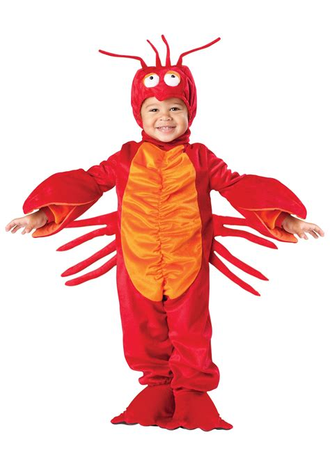 lobster costume toddler lil lobster costume