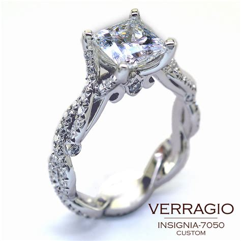 engagement rings introducing the custom designed insignia 7050 engagement