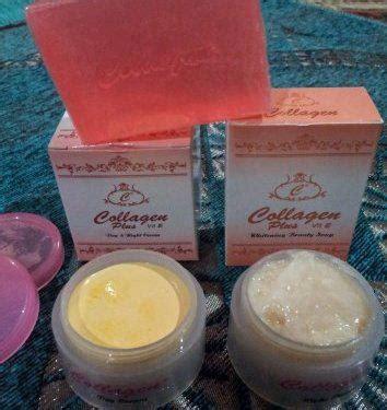 Berapa Collagen Plus Vitamin E produk kecantikan kesihatan collagen plus vitamin e