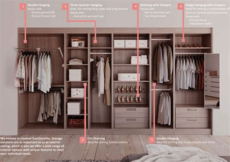 Fitted Wardrobes Cardiff Bedrooms By Luxury For Living