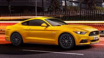 Ford De Ford Mustang 2015 Ford Be