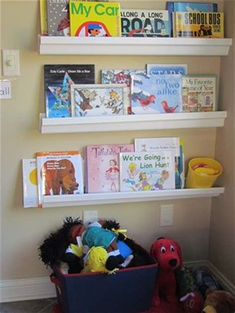 classroom great shelf idea for younger so they wont