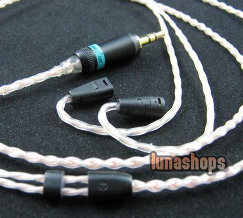 Earphone Sennheiser Ie8 49 00 handmade diy 5n occ copper upadater earphone cable for sennheiser ie8 1 2m ls001544