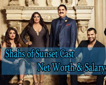 Shahs Of Sunset Cast Net Worth | moonshiners cast net worth and salary celebrity