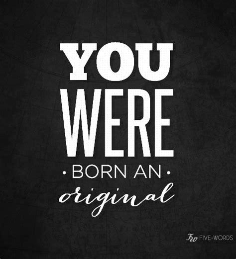 you were born an original motivational monday varsity sideline