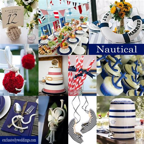 nautical wedding colors nautical colors typically are white and blue and often the