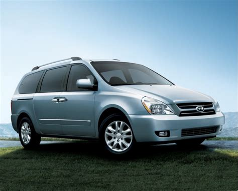 Kia Sedona 2010 Reviews 2010 Kia Sedona Review Ratings Specs Prices And Photos