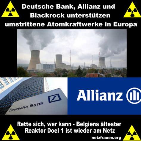 deutsche bank probleme jodtabletten belgiens 228 ltester reaktor doel 1 nach panne