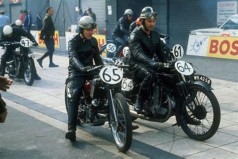 Motorrad Oldtimer Rennen Frankreich historischer motorradsport