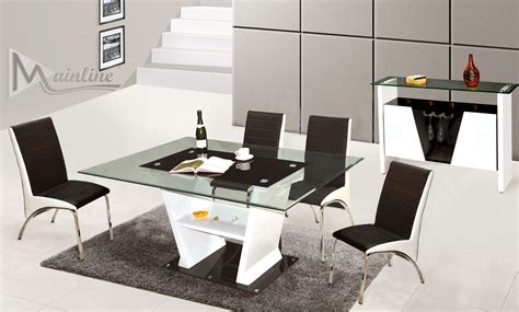 Vogue Table 4 Chairs 22700 30 Mainline Inc Dining Table 30 Dining Table Set
