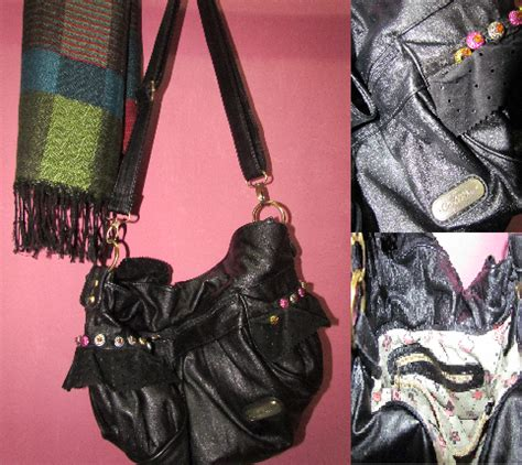 Carlo Rino Black Sling Bag shopin store bags for sale