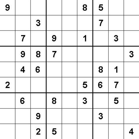 printable sudoku medium hard sudoku medium hard www imgkid com the image kid has it
