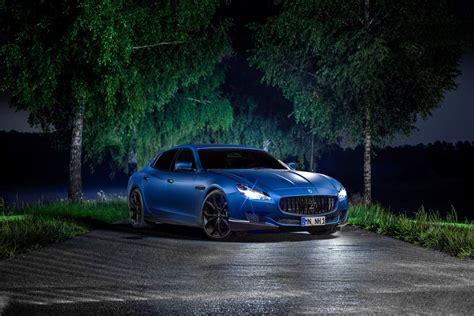 maserati night novitec powers up new maserati quattroporte carscoops