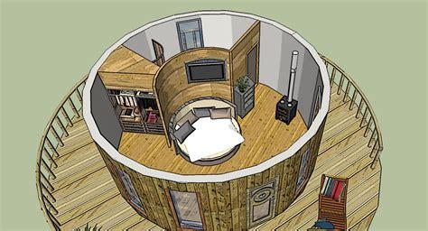 summerhouse rotunda roundhouses unique garden rooms