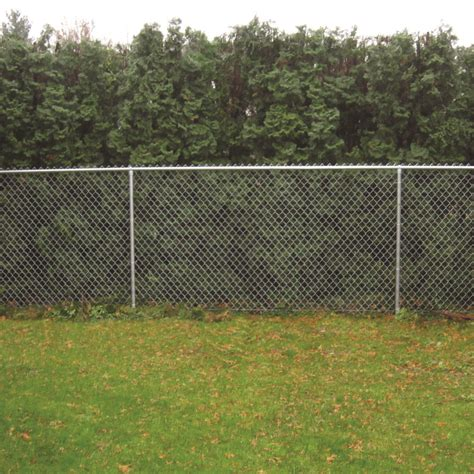 chain link fence solar lights line post peak products canada
