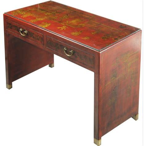 bureau asiatique bureau chinois magasin du meuble asiatique et chinois