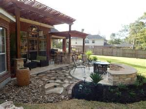 houston patio and garden pergola firepit outdoor kitchen heat up houston patio