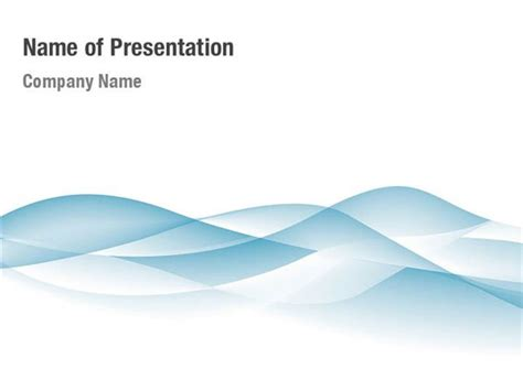 powerpoint themes waves blue wave powerpoint templates blue wave powerpoint