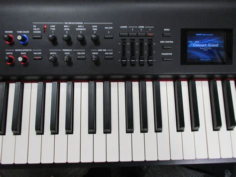 Keyboard Roland 88 Tuts roland 88 key digital stage piano mcquade musical