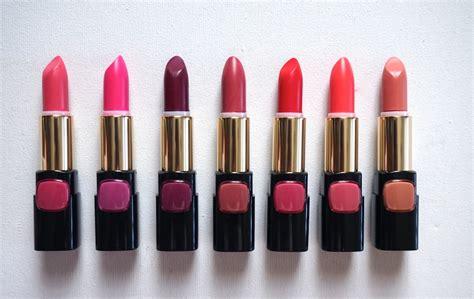 l oreal colour riche matte lipstick l oreal color riche velvet pinks matte lipstick review