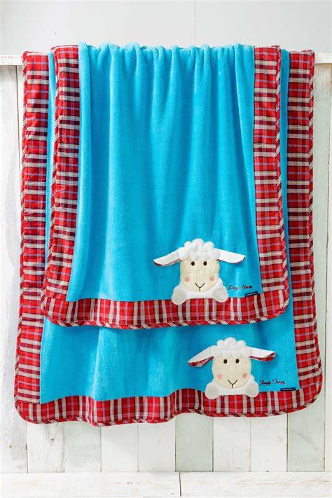 Decke Artikel by Kinder Decke Sleepy Sheepy T 252 Rkis Gt Morgenstern Shop