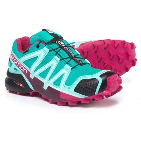 Salomon Speedcross Trail Run Outdoor Gear 148 salomon speedcross 4 tex 174 trail running shoes for save 43