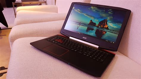 Laptop Acer Aspire Vx 15 gaming notebook acer aspire vx 15 im on ubergizmo de