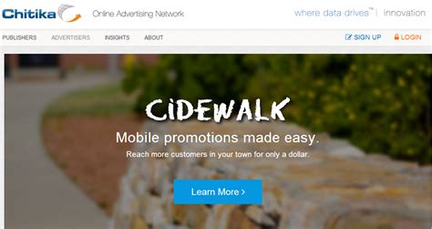 Make Money Online Using Chitika Ads - 3 best google adsense alternatives to monetize blog