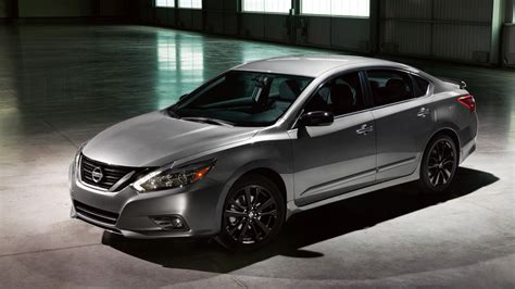 Nissan Altima Top Speed by 2017 Nissan Altima Sr Midnight Edition Review Top Speed