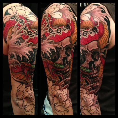 first 8 hours down sleeve by chris crooks white dragon