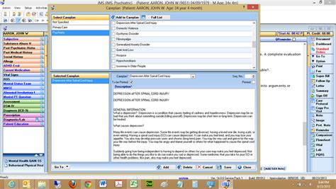 meditouch ehr software customized for practices needs psychiatry electronic health record software 1st
