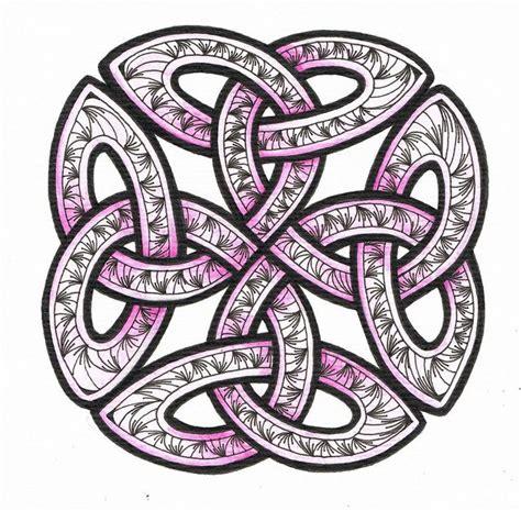 Celtic Knot Doodle Inspiration