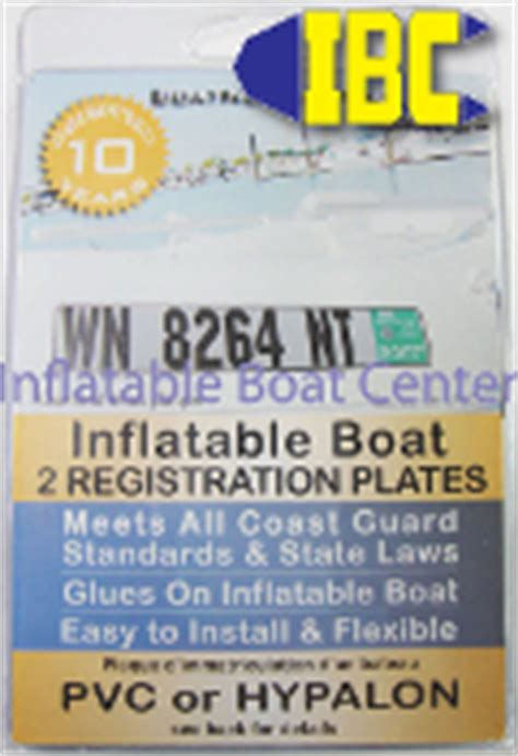 inflatable boats registration inflatable boat registration kit