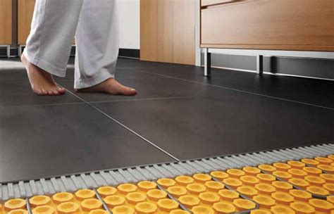 roth heated floor plancher chauffant quel syst 232 me installer flexco