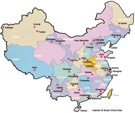 printable maps china printable china map map of china