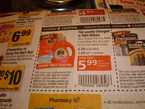 free printable grocery coupons safeway free tide stain release laundry detergent at safeway