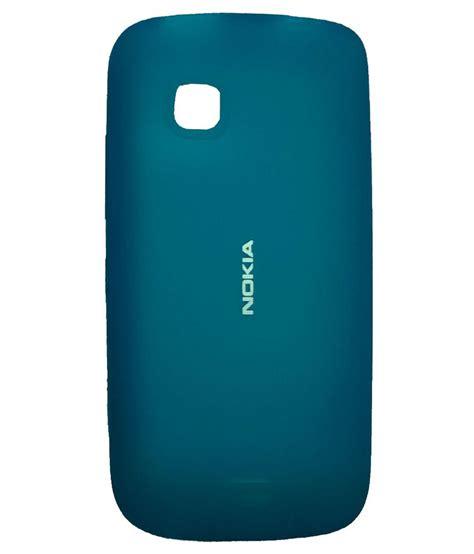Casing Nokia C5 03 Set nokia back cover for nokia c5 03 and c5 05 blue buy nokia back cover for nokia c5