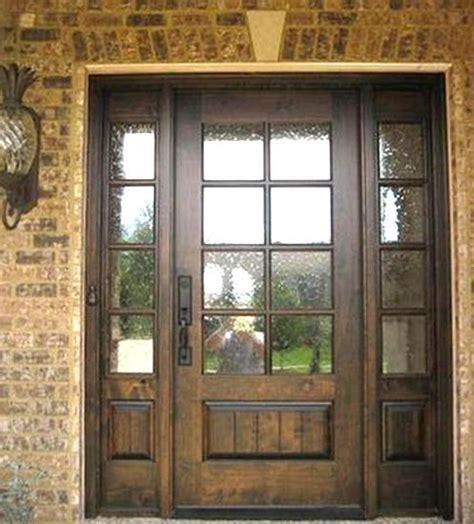 Exterior Wood Door Stain 25 Best Ideas About Entry Doors On Stained Front Door Exterior Doors And Front