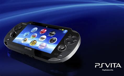 console ps vita ps vita console just push start