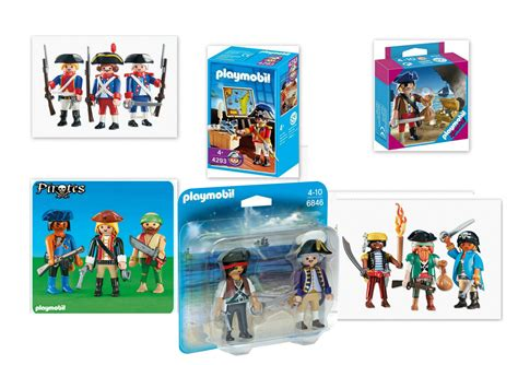 La Vida Pirate by Playmobil 6436 6434 6290 4293 4753 Figures In
