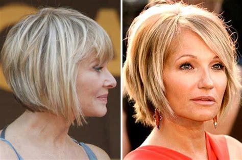 Halvkorta Frisyrer Kvinnor by прически для женщин после 30 40 и 50 лет как выглядеть
