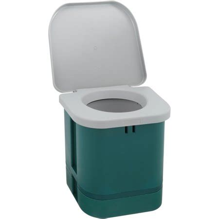 easy go toilet stansport 174 easy go portable c toilet walmart