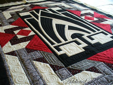 quilt pattern art deco addicted to quilts art deco quilt